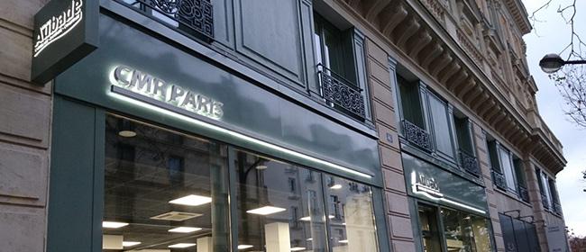 Partenaires : CMR, un expert du carrelage à Paris