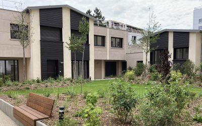 Construction d'un ensemble de maisons de ville à Boulogne-Billancourt