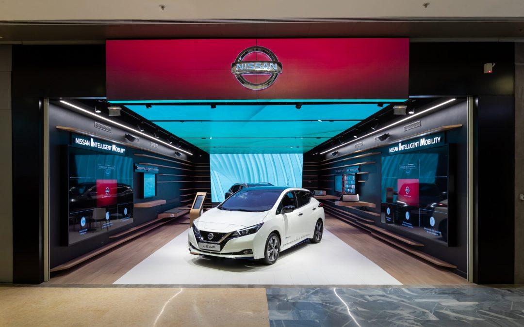 Nissan fait appel à AHRPE pour son premier city-hub mondial