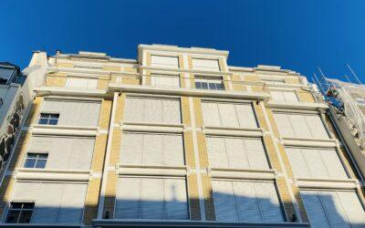 Immeuble Beaubourg (épisode finale) : La livraison